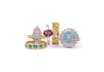 Pre-owned Rings