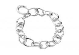 Georg Jensen Sterling Silver Offspring Bracelet